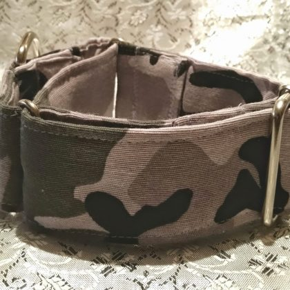 collar antiescape camuflaje militar modelo c45