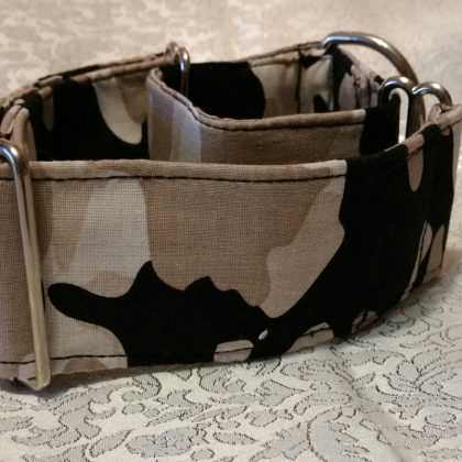 collar martingale militar camuflaje modelo c15