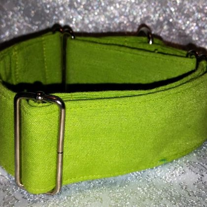 collar martingale color verde modelo c51