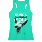 camiseta solidaria para mujer verano 2019
