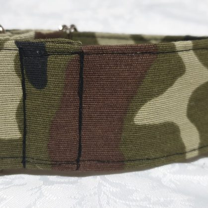 collar martingale para perros militar